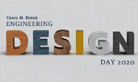 Engineering Seniors Triumph at First Virtual Design Day